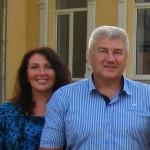 Unsere Mitarbeiter im Zentrum der Ukraine